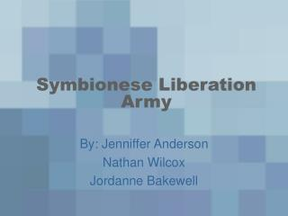 Symbionese Liberation Army