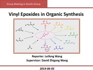 Vinyl  Epoxides  in Organic Synthesis
