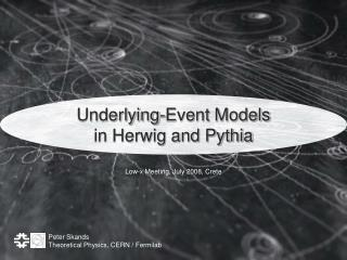 Underlying-Event Models in Herwig and Pythia