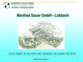 Manfred  Sauer GmbH  -  Lobbach
