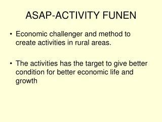 ASAP-ACTIVITY FUNEN