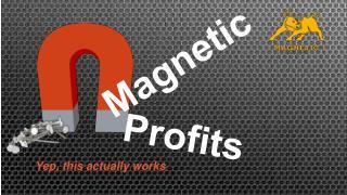 Magnetic Profits PROVEN Formula