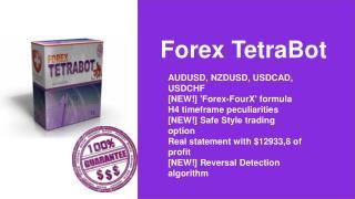 Forex Tetrabot Robot