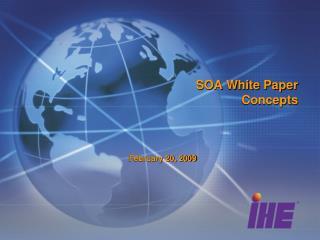 SOA White Paper Concepts