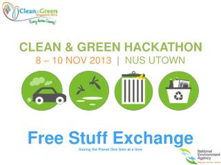 Free Stuff Exchange  Saving the Planet One Item at a time