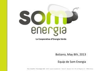 La Cooperativa d'Energia Verda