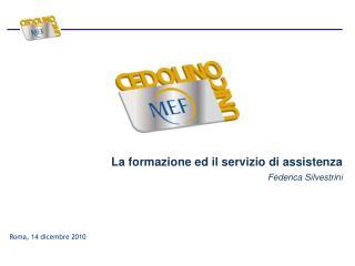Roma, 14 dicembre 2010