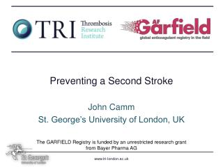 Preventing a Second Stroke