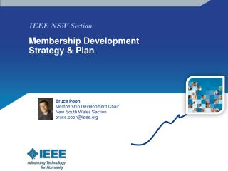 IEEE NSW Section Membership Development Strategy & Plan