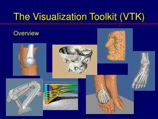 The Visualization Toolkit (VTK)