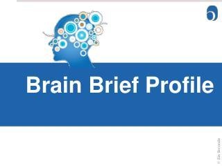 Brain Brief Profile