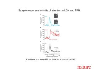 K McAlonan et al. Nature 000 , 1-4 (2008) doi:10.1038/nature07382