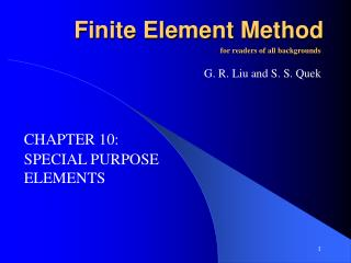 Fi nite Element Method