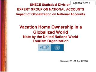 UNECE Statistical Division  EXPERT GROUP ON NATIONAL ACCOUNTS