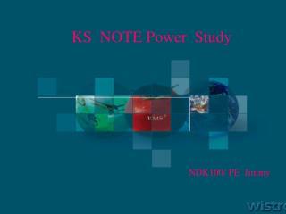 KS  NOTE Power  Study