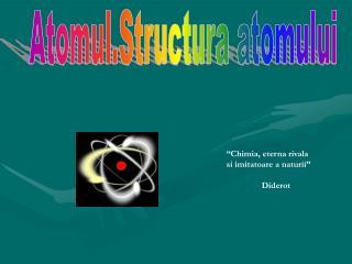 Atomul.Structura atomului