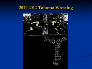 2011-2012 Tahoma Wresting