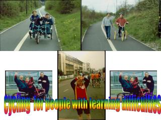 cycling  for people with learning difficulties