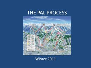 THE PAL PROCESS