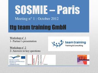 ttg team training GmbH