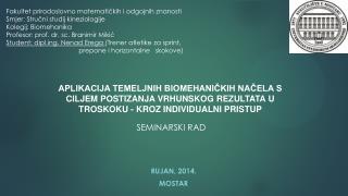 Rujan, 2014.     Mostar
