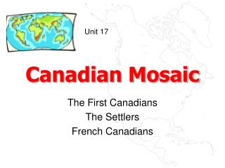Canadian Mosaic