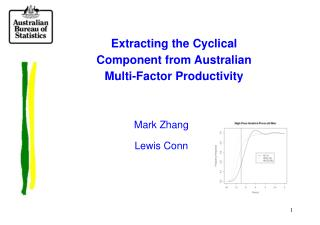 Extracting the Cyclical Component from Australian Multi-Factor Productivity