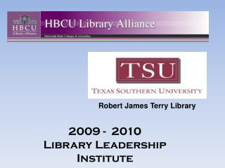 Robert James Terry Library