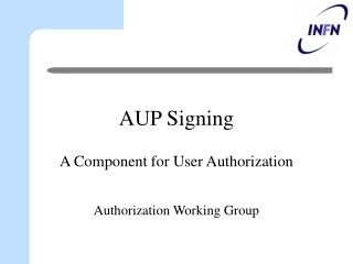 Web Server Signing