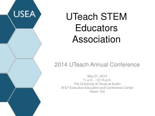 UTeach STEM Educators Association