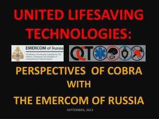 UNITED LIFESAVING TECHNOLOGIES: