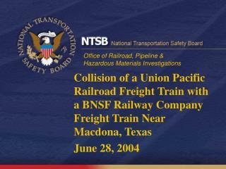 NTSB Team