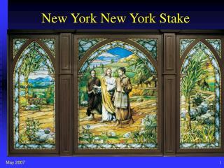 New York New York Stake
