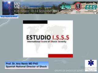 Grupo Español de Shock