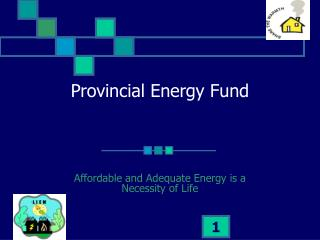 Provincial Energy Fund