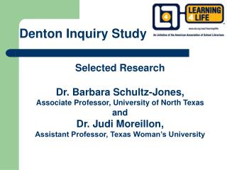 Denton Inquiry Study