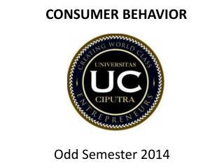 Odd Semester 2014