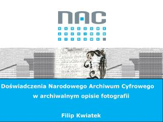Konferencja NAC – 28.11.2008