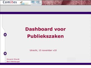 Utrecht, 15 november  v10