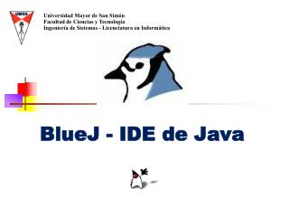 BlueJ - IDE de Java