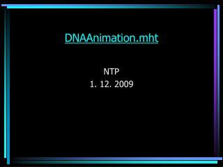 DNAAnimation.mht