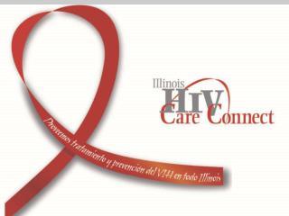 ¿Qué es Illinois HIV Care Connect?