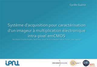 Cyrille Guérin