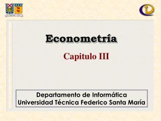 Departamento de Informática Universidad Técnica Federico Santa María