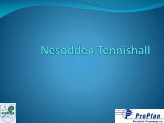Nesodden Tennishall