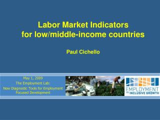 Labor Market Indicators for low