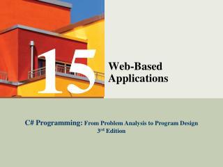 Web-Based Applications