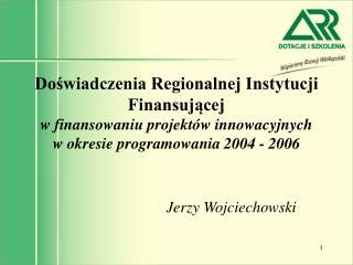 Jerzy Wojciechowski