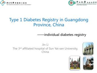 Type 1 Diabetes Registry in Guangdong Province, China