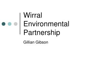 Wirral Environmental Partnership